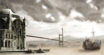 Bosphorus 20150 by Yigit Atlay