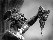 Benvenuto Cellini-Medusa