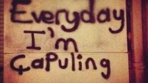 everyday i m capuling