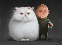 """""""When I grow up I want to be a James Bond villain-II"""" by Ben Jelfs benjelfs.com"""