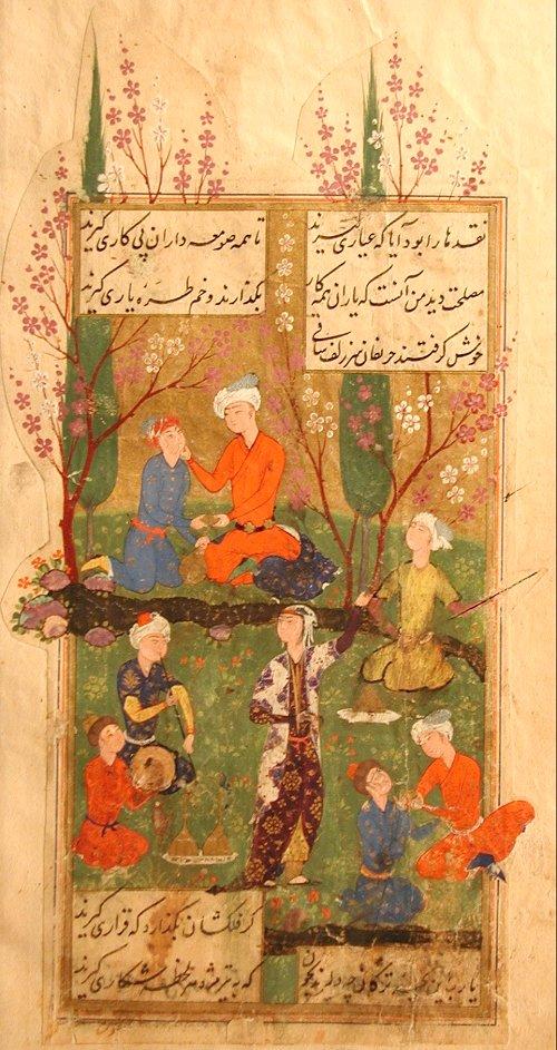 Hafiz-Divan